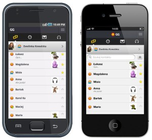 Mobilne GG - Android